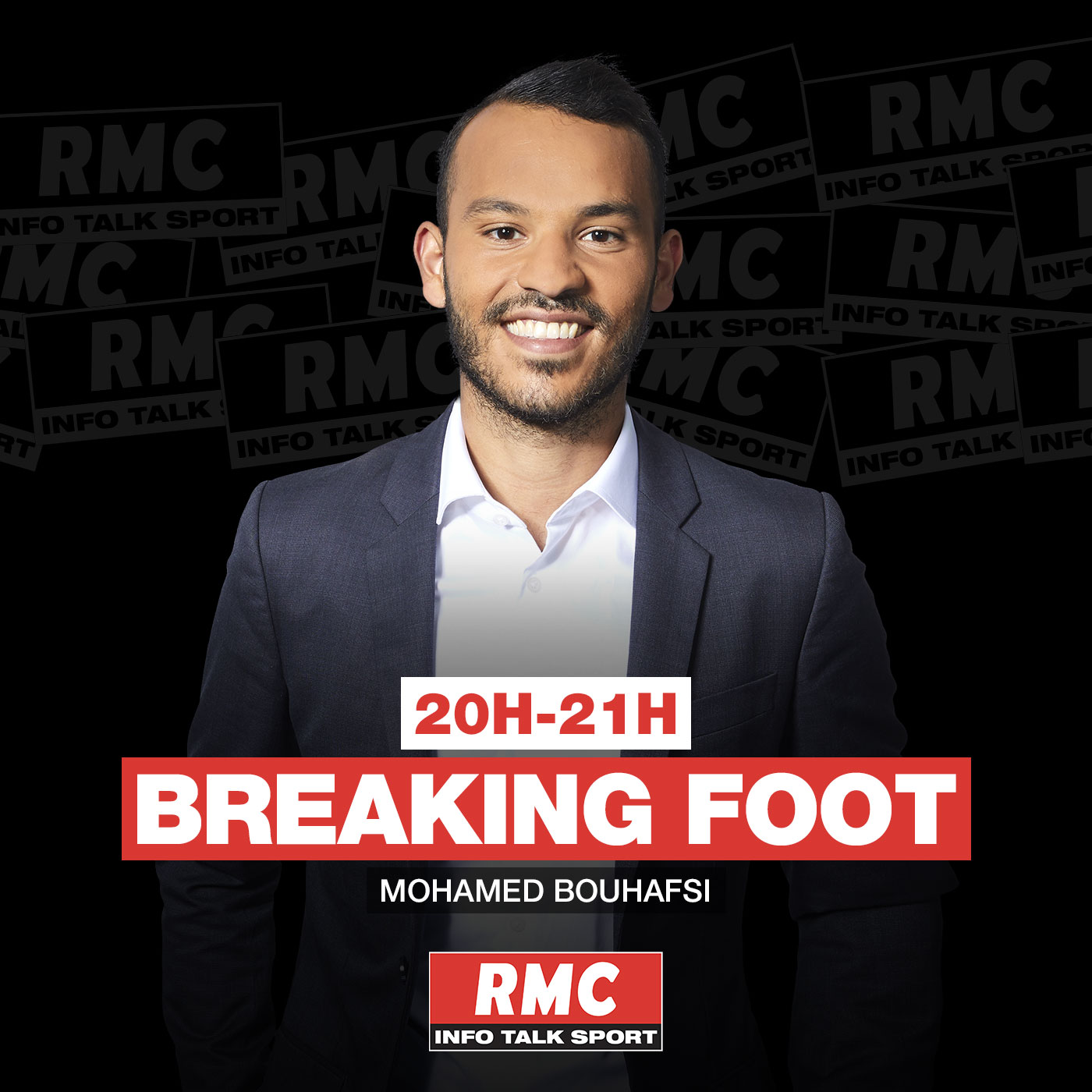Image 1: Podcast Breaking Foot sur RMC