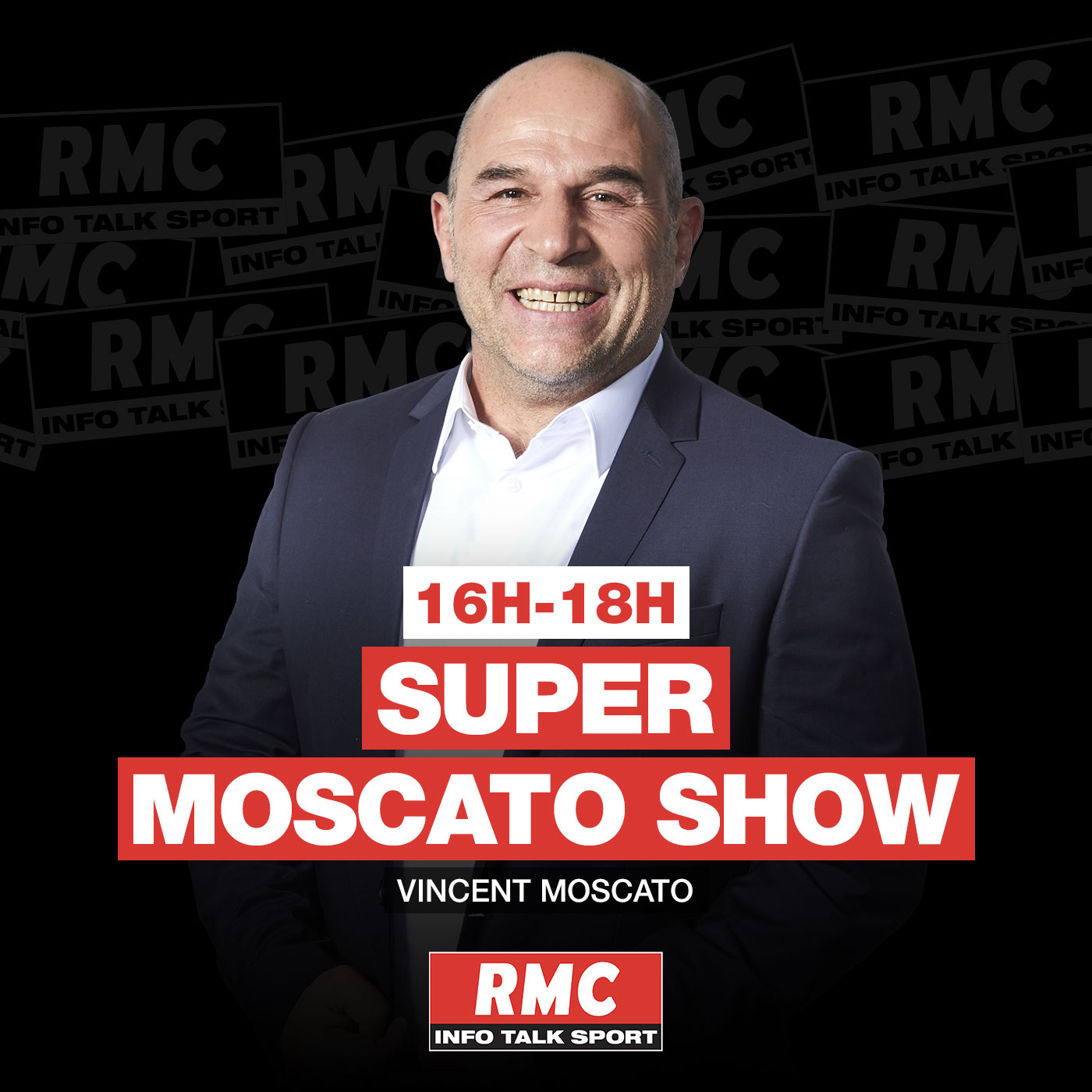 Image 1: Podcast Super Moscato Show sur RMC