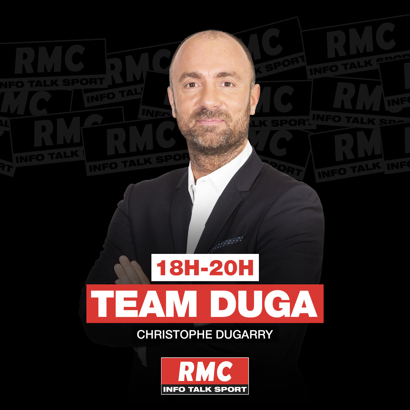 Image 1: Podcast Team Duca sur RMC