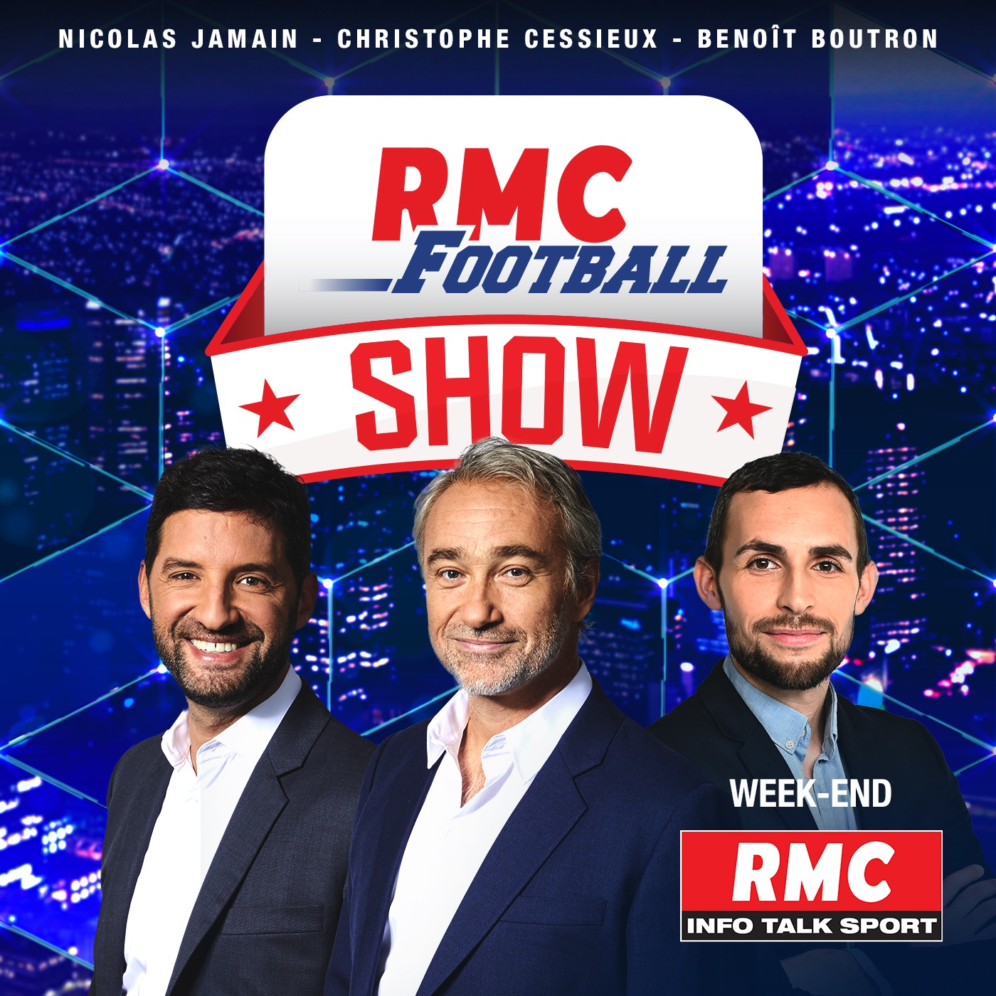 Image 1: Podcast RMC Football Show