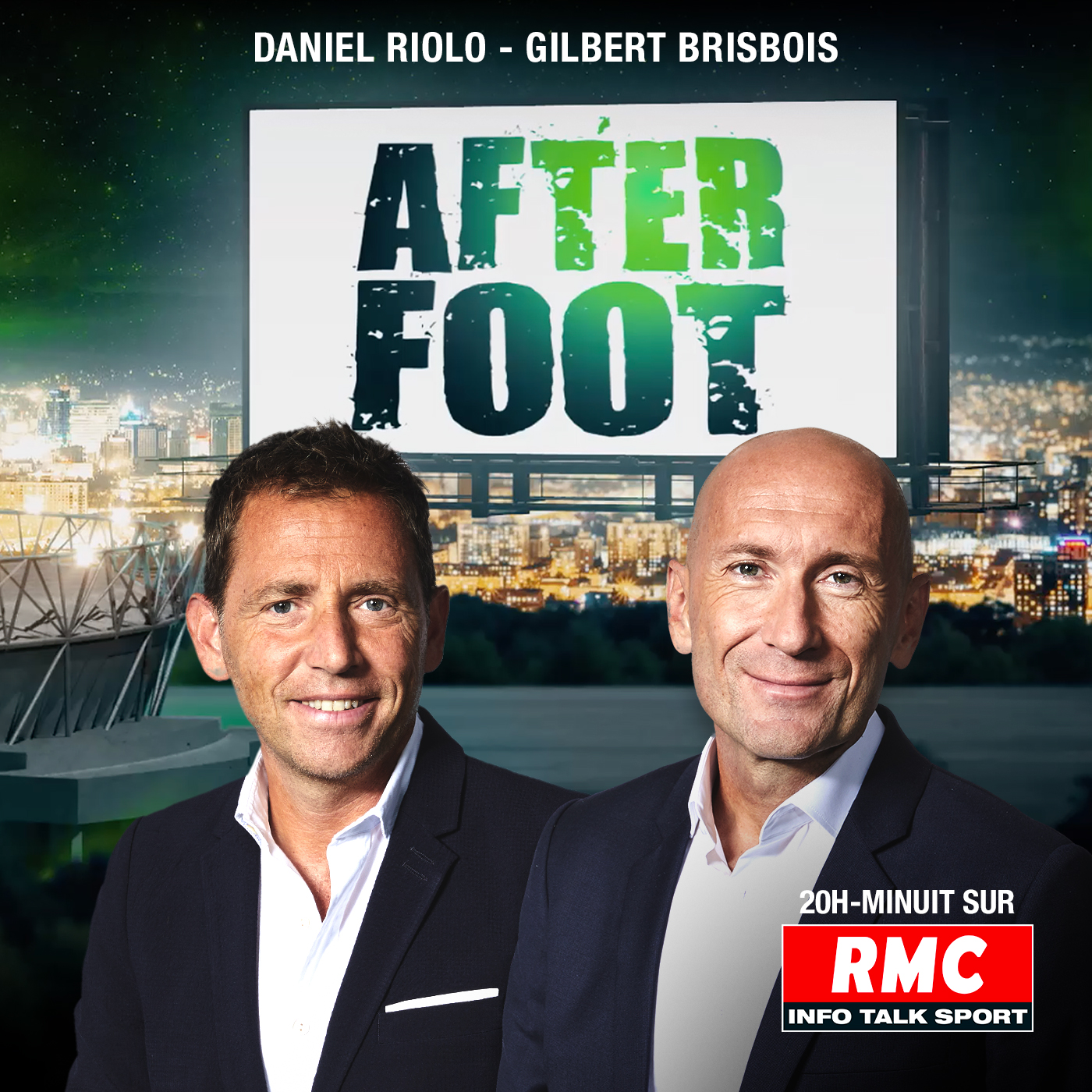 Image 1: Podcast L After Foot sur RMC